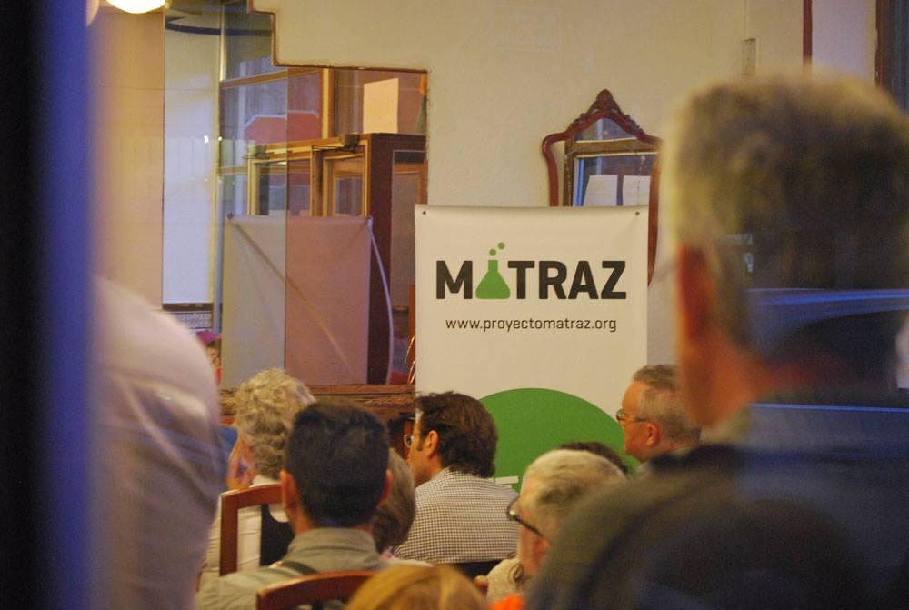 Talleres de escritura en Matraz: «Descubrir el punto de vista adecuado: narrador, lenguaje y estilo»