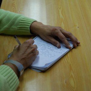 Talleres de escritura creativa