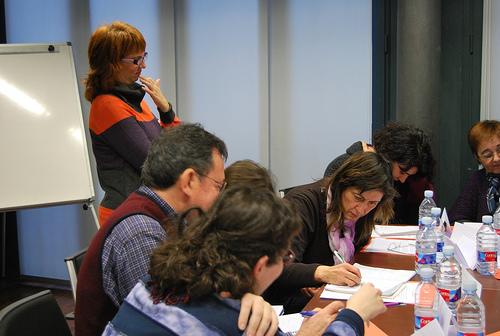 Comenzamos el curso con el taller de escritura creativa «El tiempo y el espacio narrativos»