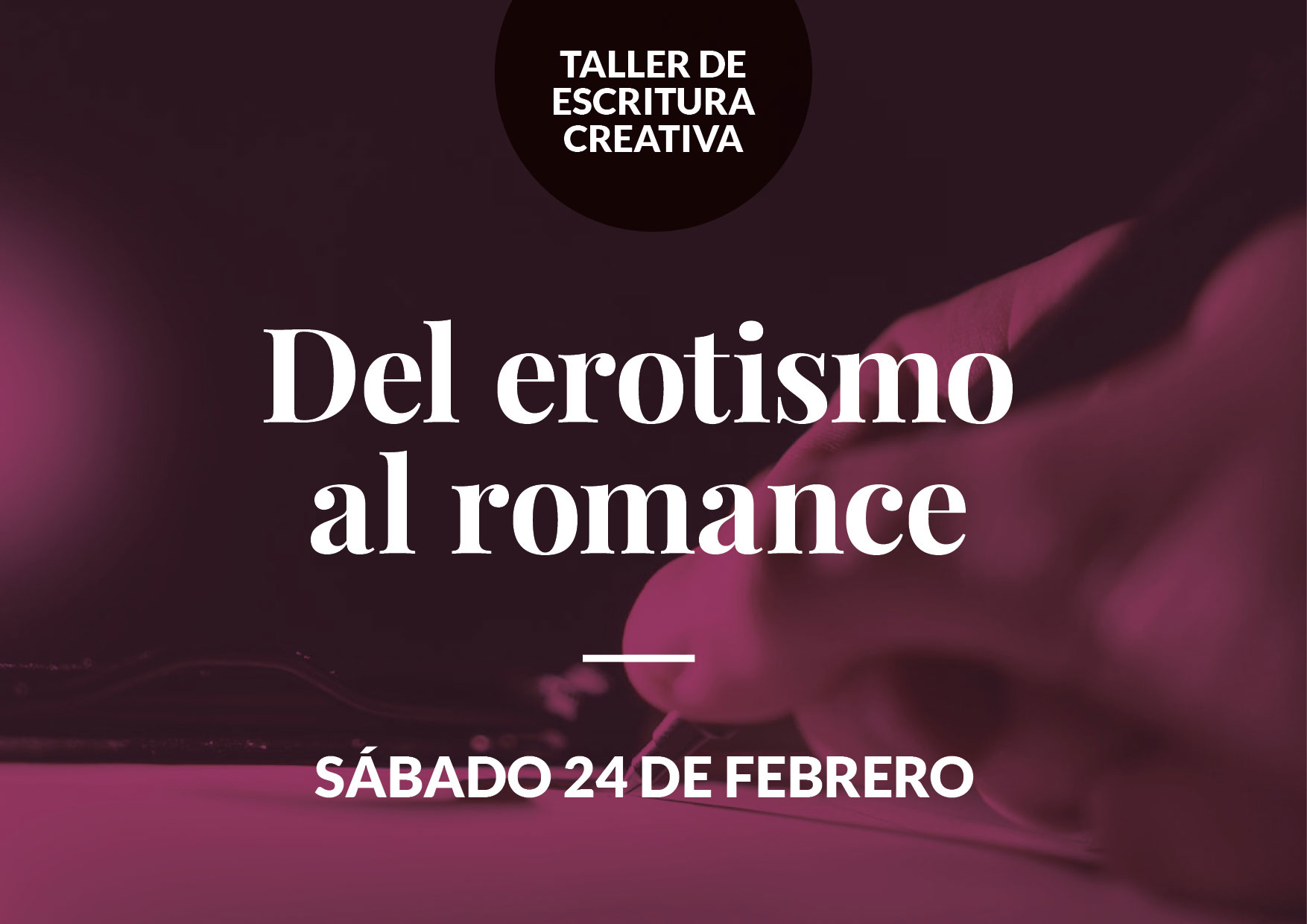 Del erotismo al romance